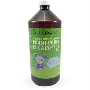 Poush-Poush à l'eucalyptus 960ml