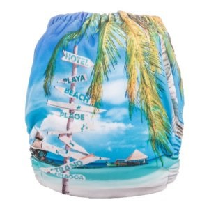Couche-maillot Palm Beach